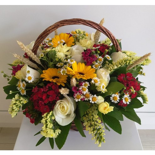 AUTUMN BASKET 2